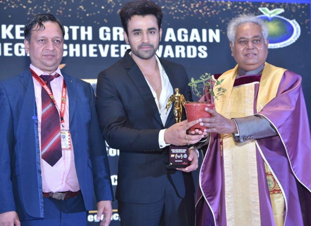 Pearl V Puri bags in the Make Earth Green Again (MEGA) Achievers Award for Animal Activism