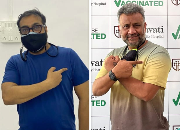 Anurag Kashyap and Anubhav Sinha receive first dose of COVID-19 vaccine : Bollywood News – Bollywood Hungama