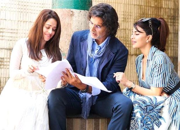"EXCLUSIVE: ""Feels like we are one unit""- Nushrratt Bharuccha on working with Akshay Kumar and Jacqueline Fernandez in Ram Setu"