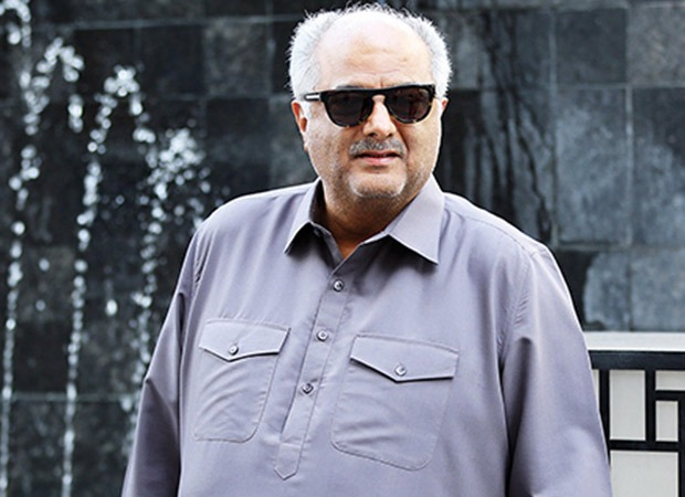 """""""My daughter is fine & back home (from hospital),"""" Boney Kapoor clears the air"""