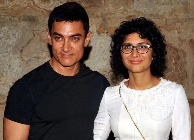 Aamir Khan and Kiran Rao announce their separation; to co-parent their son Azad