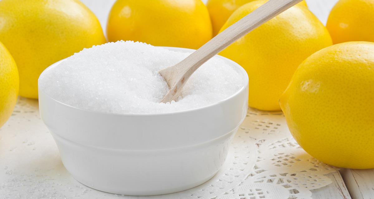 limon asidi