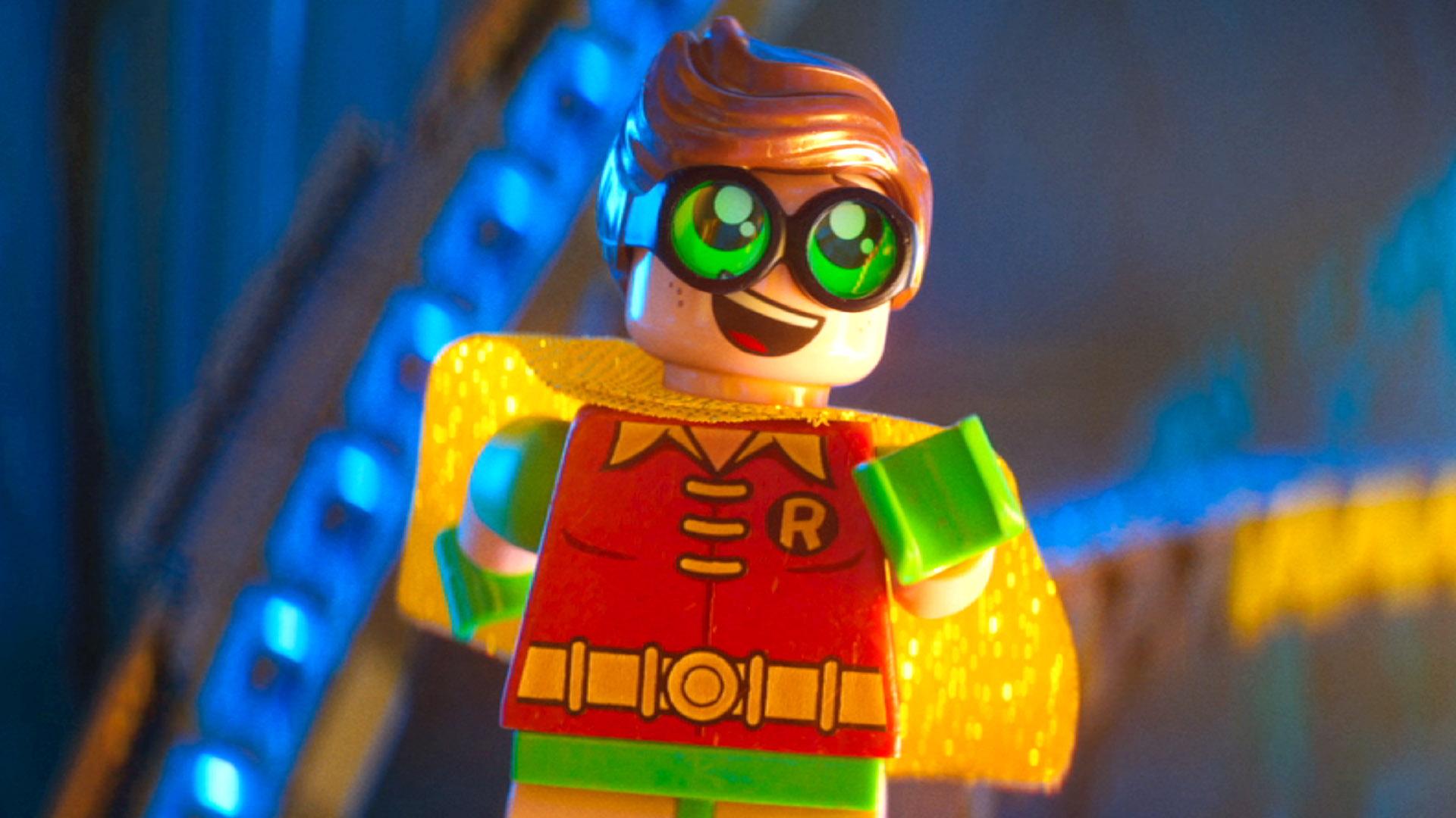 Image result for lego batman movie robin
