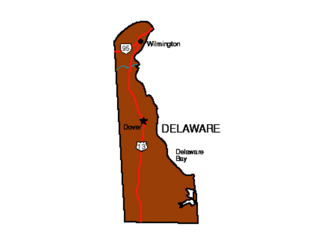 Delaware Facts  Symbols Famous People Tourist Attractions