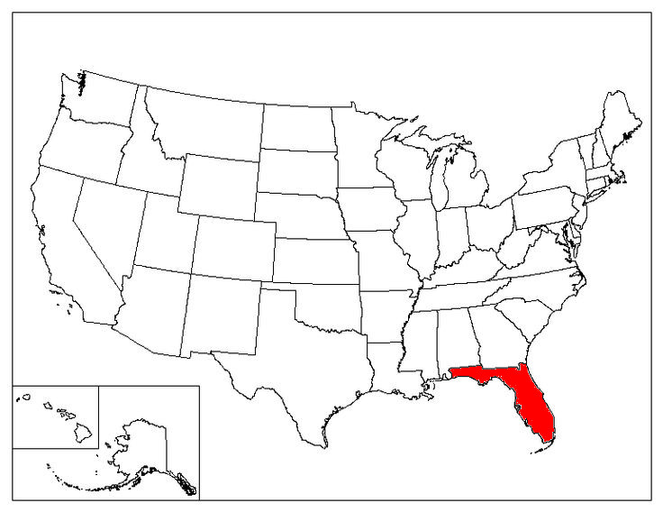 Florida Facts  Symbols Famous People Tourist Attractions