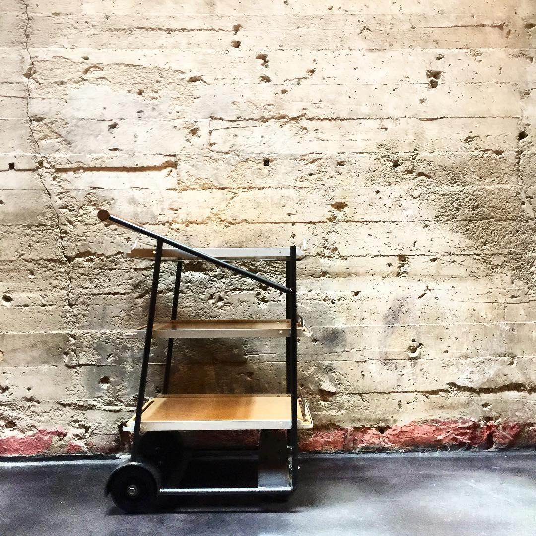 Cart still life