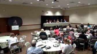 NJSpotlight's panel on Long-Term Care, September 2014.