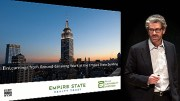Anthony Malkin, chairman and CEO of Empire Realty Trust, was a keynote speaker at the symposium.