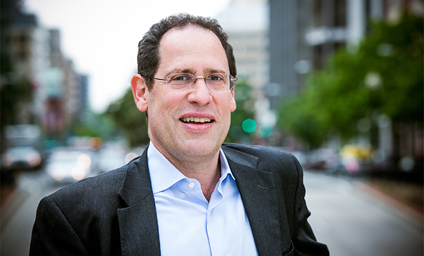 """Bruce Katz, co-author of """"The New Localism,"""" with Jeremy Nowak, was the keynote speaker at the New Jersey Future Redevelopment Conference in New Brunswick, NJ Mar. 9, 2018. (Photo By The Brookings Institution)"""