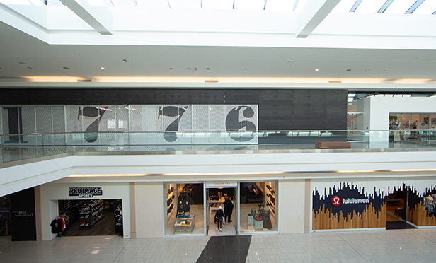 Exterior of 1776 coworking and incubator space, Cherry Hill Mall, Cherry Hill, NJ
