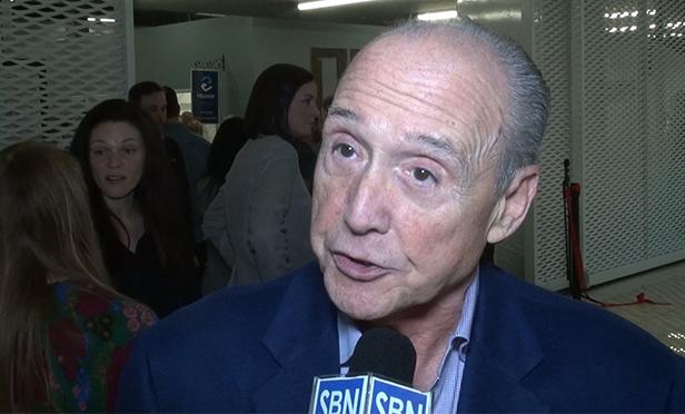 Joseph F. Coradino, CEO of PREIT, owner of Cherry Hill Mall