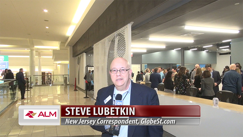 SBN's Steve Lubetkin reports from the opening of 1776 coworking space at Cherry Hill Mall.