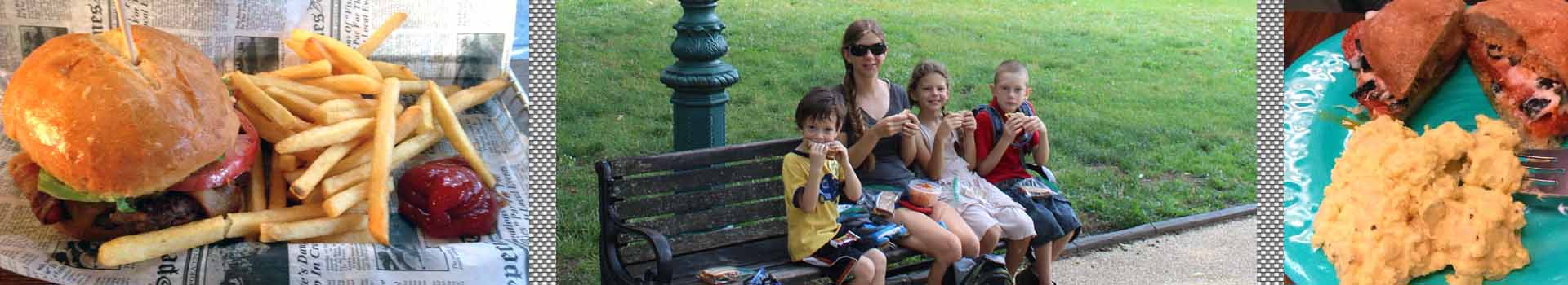 Planning a Family Vacation: 11 Ideas for Eating Cheap