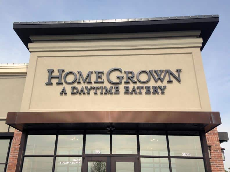Home Grown has the food to keep you on the move while checking off your Wichita family bucket list