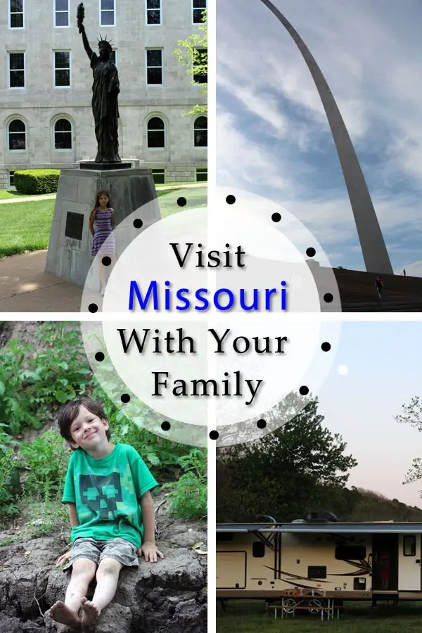 Visit Missouri With Your Family