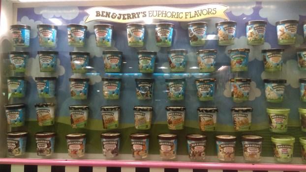 Ben & Jerry's Factory Tour