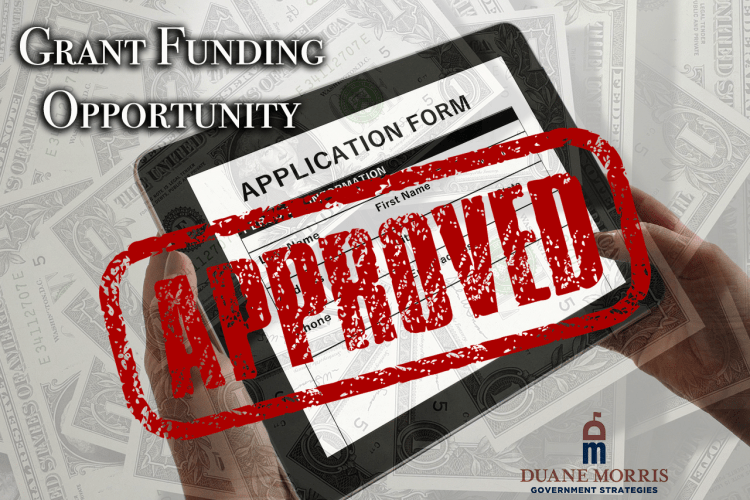 Grant Funding Opportunity: Pennsylvania Redevelopment Assistance Capital Program