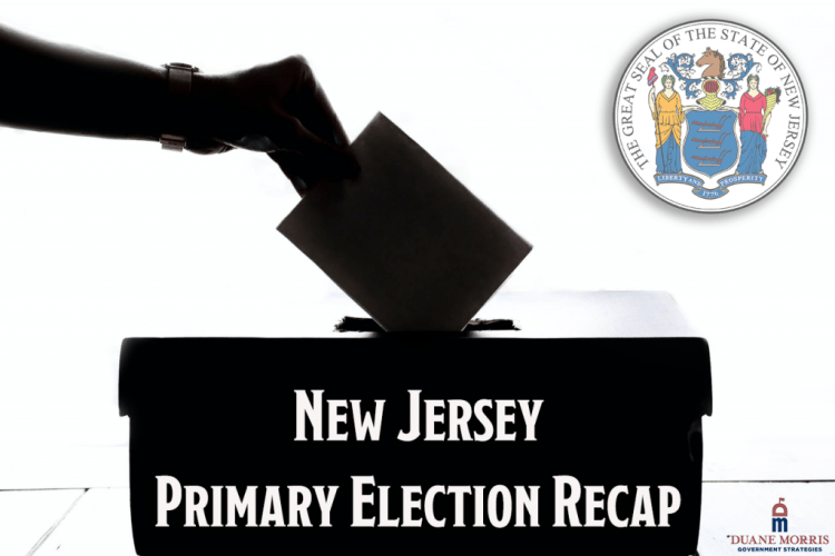 New Jersey Primary Election