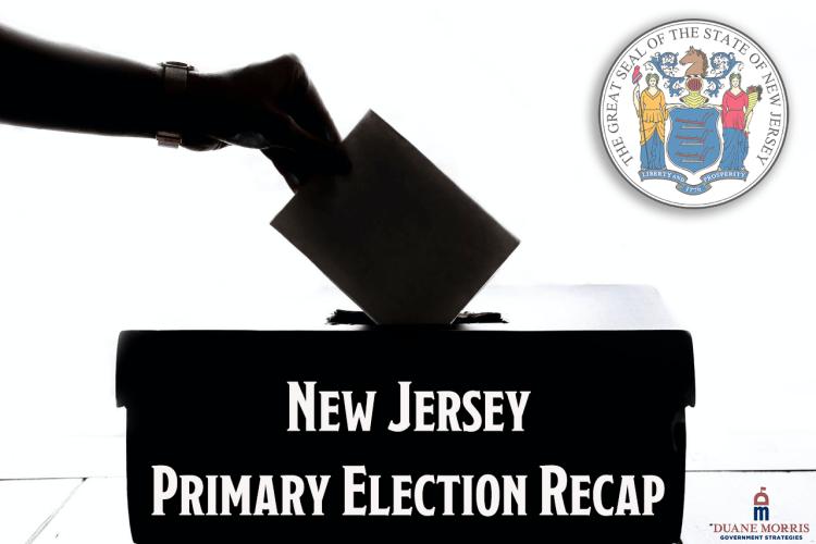 New Jersey Primary Election Recap