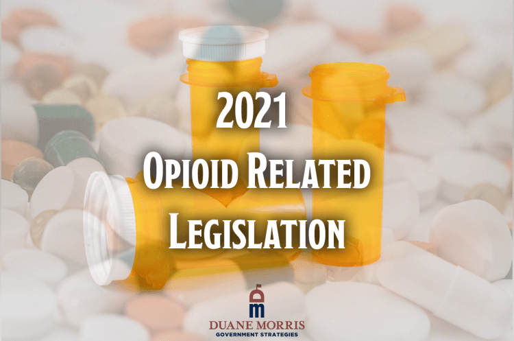 opioid related legislation