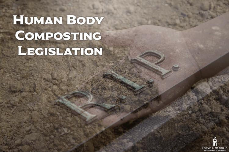Human Body Composting Legislation