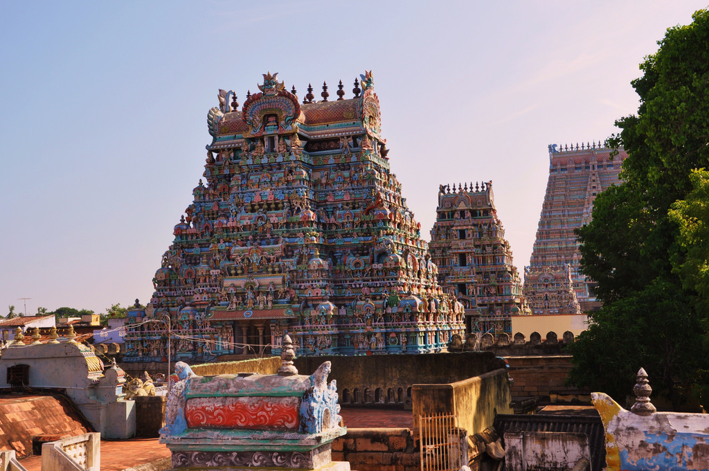 Madurai South India