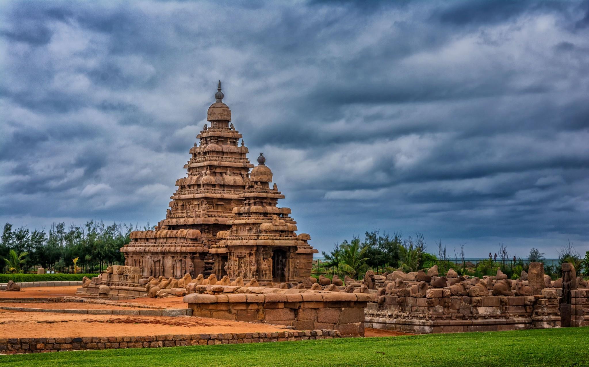 Mahabalipuram South India