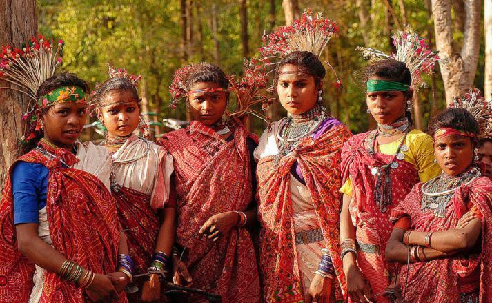 chattisgarh trible tour