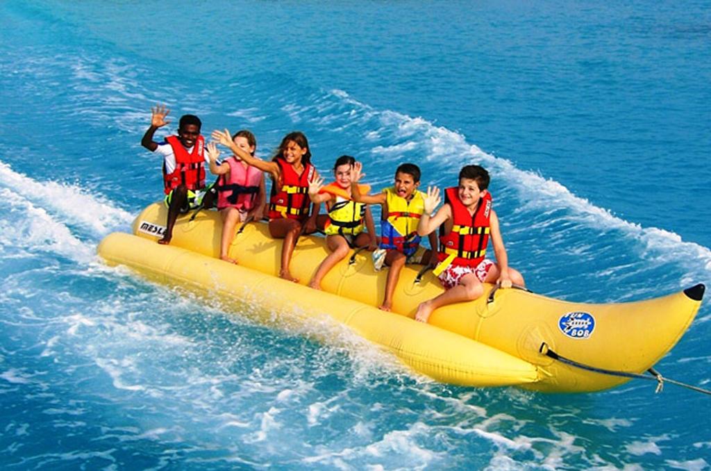 Banana Boat Ride Andman