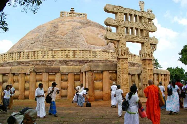 Buddhist Stupa & Heritage Sites