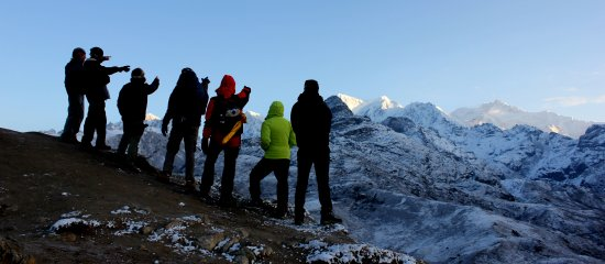 Mountaineering-sikkim