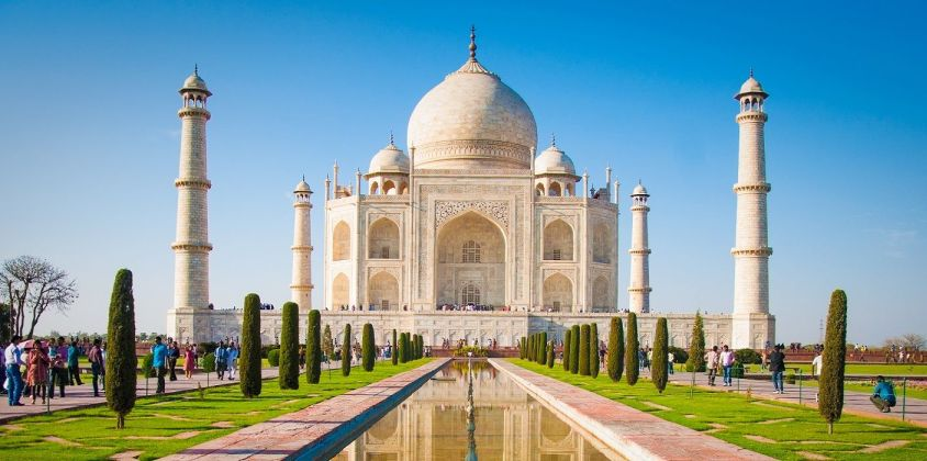 Agra Taj Mahal - India Tour