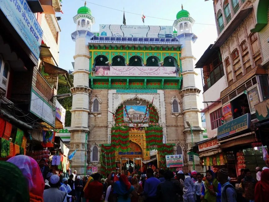 Dargah Sharif, Ajmer - Muslim pilgrimage tour India