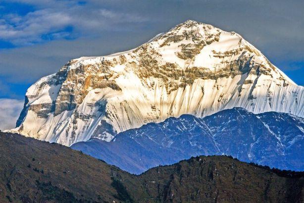 Dhaulagiri Mountain Jomsom Nepal