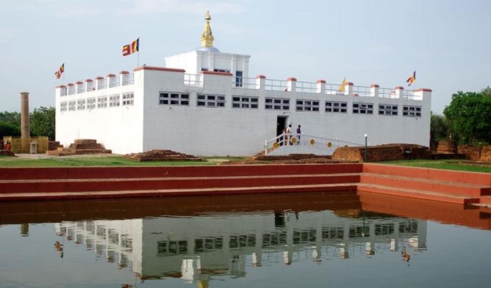 Lumbini Nepal, birthplace of Lord Buddha