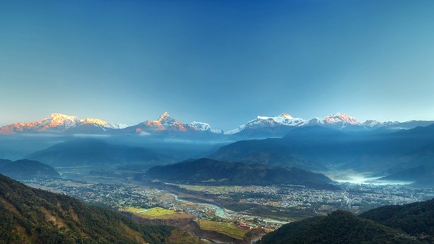 Sarankot Nepal
