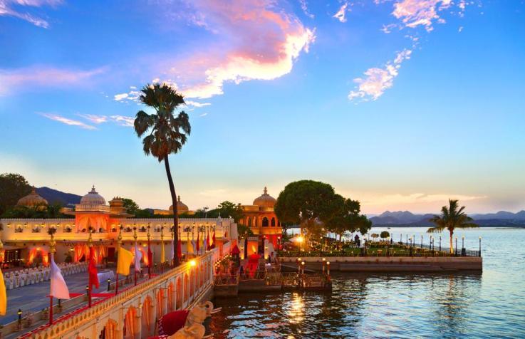 Jagmandir Island Palace, Udaipur Wedding Venue