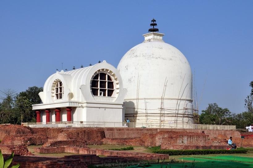 Mahaparinirvana Temple Kushinagar