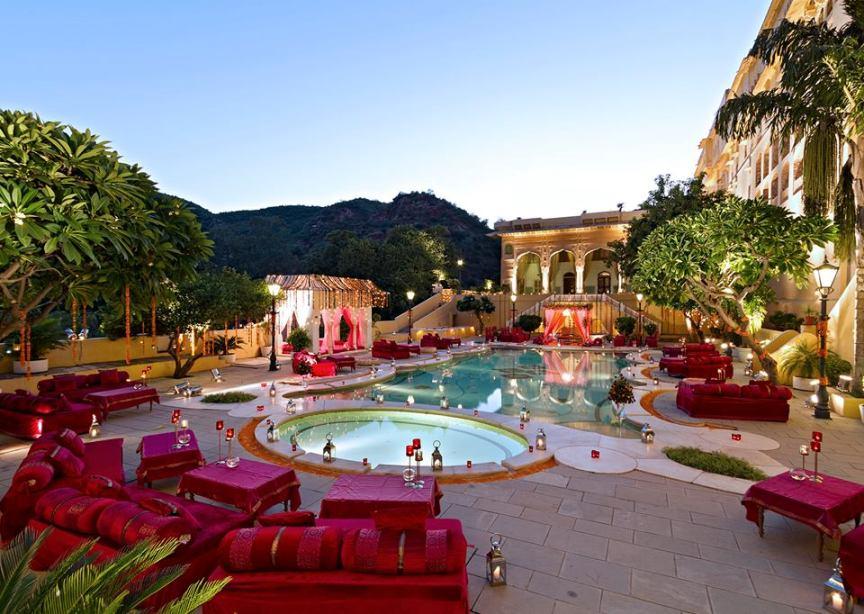 Samode Palace Jaipur Wedding Destination
