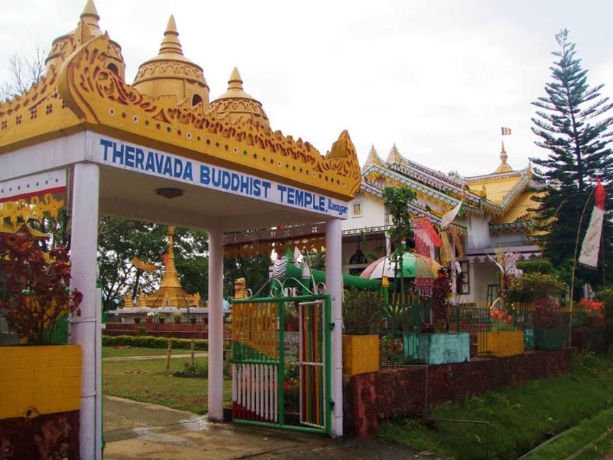 theravada buddhist temple itanagar