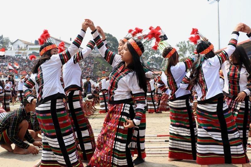 Chapchar Kut Festival