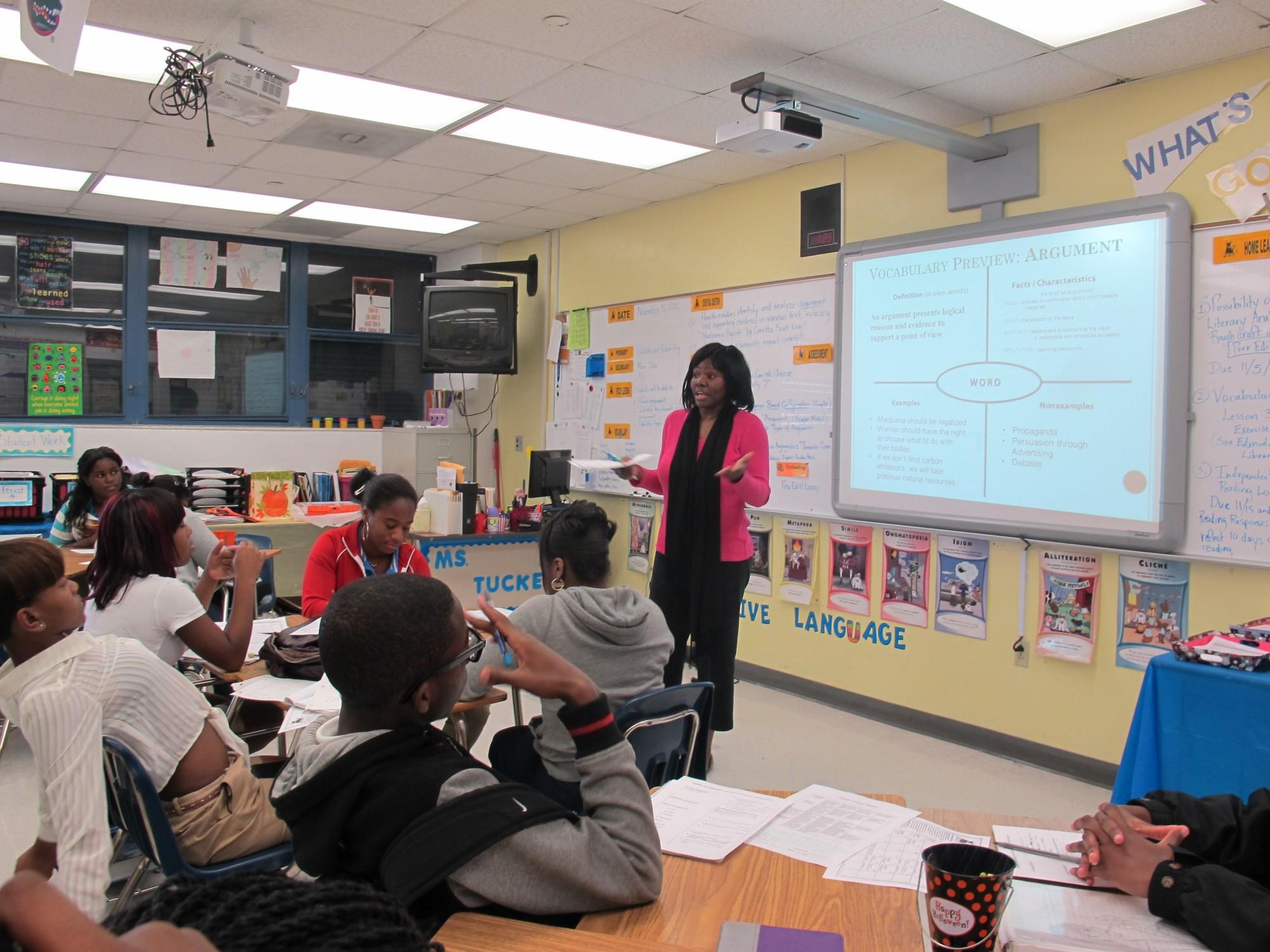 hight resolution of HS English teacher   StateImpact Florida