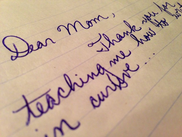 Why The Debate Over Cursive Is About More Than Penmanship