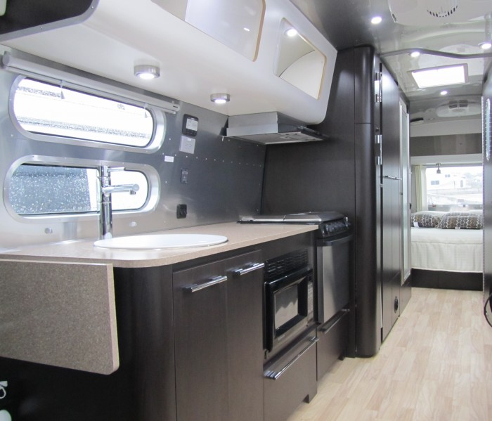 Airstream Interior  StateImpact Idaho