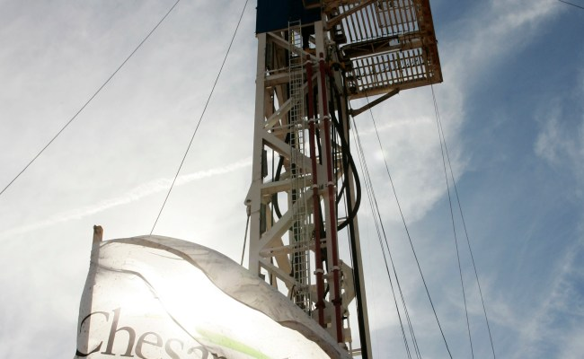 Chesapeake Energy To Pay 119 Million In Oklahoma Royalty