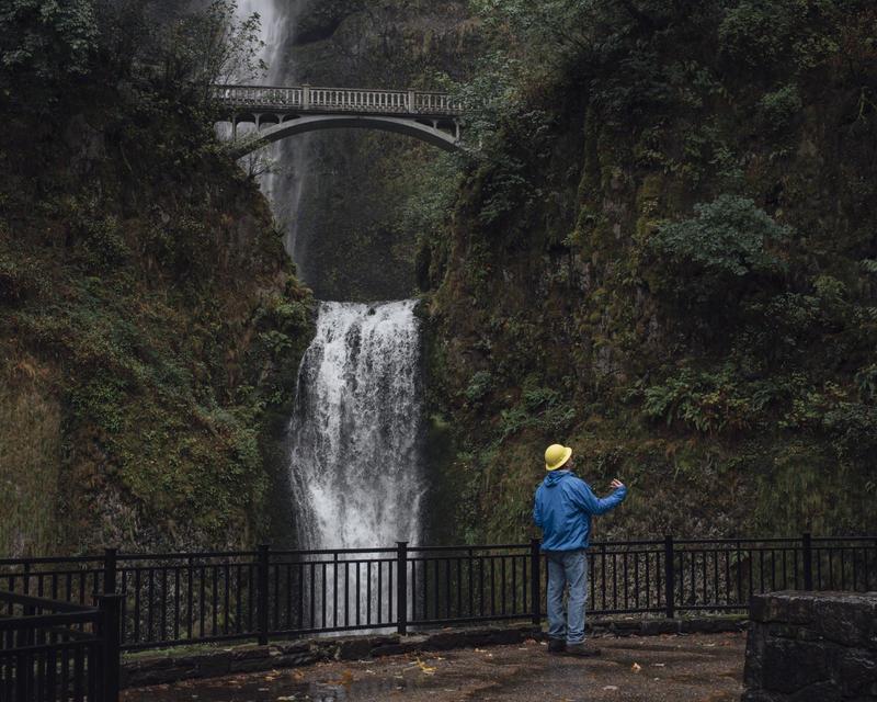 Multnomah Falls Oregon Wallpaper Multnomah Falls Closed For The Foreseeable Future Eclips