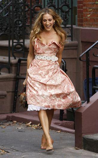 Carrie Bradshaw 5