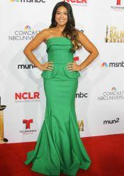 2014 NCLR ALMA Awards at the Pasadena Civic Auditorium Featuring: Gina Rodriguez Where: Pasadena, California, United States When: 10 Oct 2014 Credit: FayesVision/WENN.com