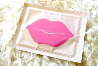 All-Natural Collagen Infused Lip Mask from KNC Beauty