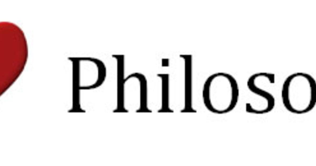 Philosophy Personal Statement of Purpose for Graduate School
